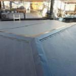 施工例:屋根リフォーム工事(塗装工事)