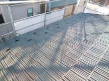 東京都葛飾区M様邸 トステムTルーフ 屋根葺き替え工事 外壁塗装工事