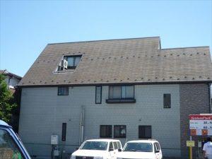 東京都葛飾区S様邸 リクシルTルーフ 屋根葺き替え工事