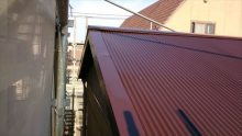 屋根改修工事