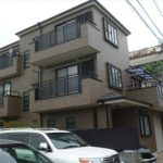 東京都 葛飾区青戸O様邸屋根塗装・外壁塗装・防水工事