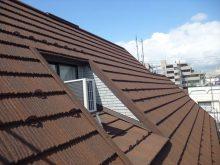 葛飾区 屋根葺き替え施工例