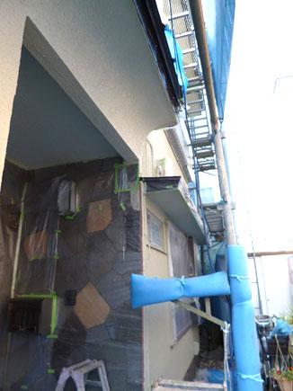 市川市S様 雨漏り修理~ガルバリウム鋼板タテ平葺き、屋根葺き替え工事施工事例~雨漏り・屋根修理・屋根葺き替えなら市川ルーフ㈱マルゼン工業(市川市|江戸川区|葛飾区)にご相談下さい